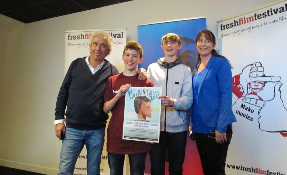 Fresh Film Festival 2017 Junior Category
