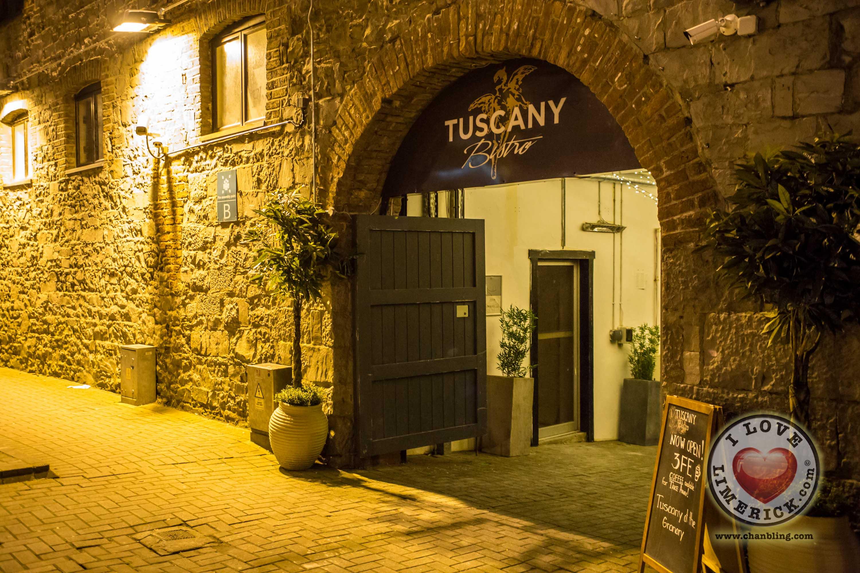 Tuscany Bistro Granary