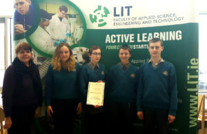 Limerick Regional Institute Space Competition
