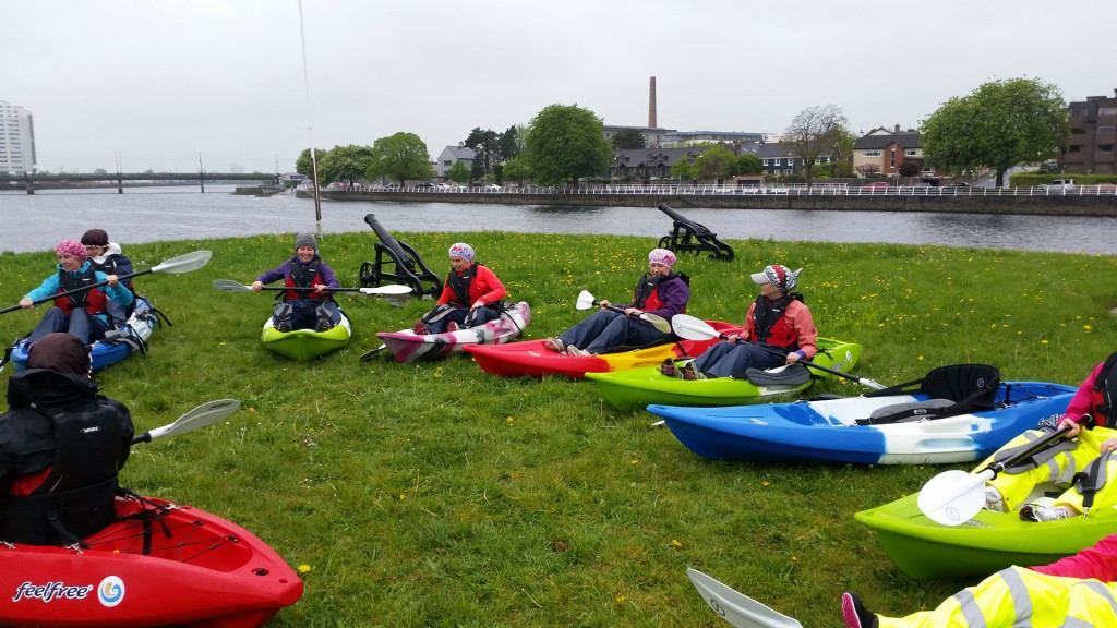 Limerick City Kayak Tour
