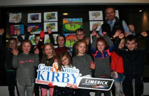 Con Annie Kirby Worlds Richest Puppy Race 2017