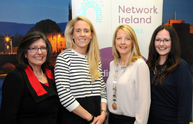 Network Ireland Limerick International Womens Day Event 2017