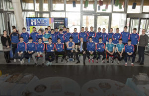 MIC Fitzgibbon Cup Champions 2017