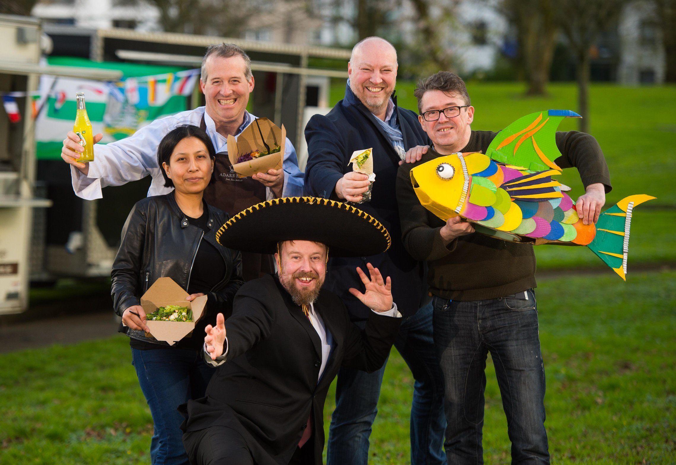 Limerick International Food Truck Festival