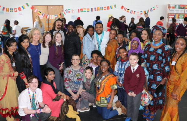 Thomond Community College Multicultural Day 2017