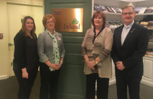Limerick delegation visits Tourism Ireland