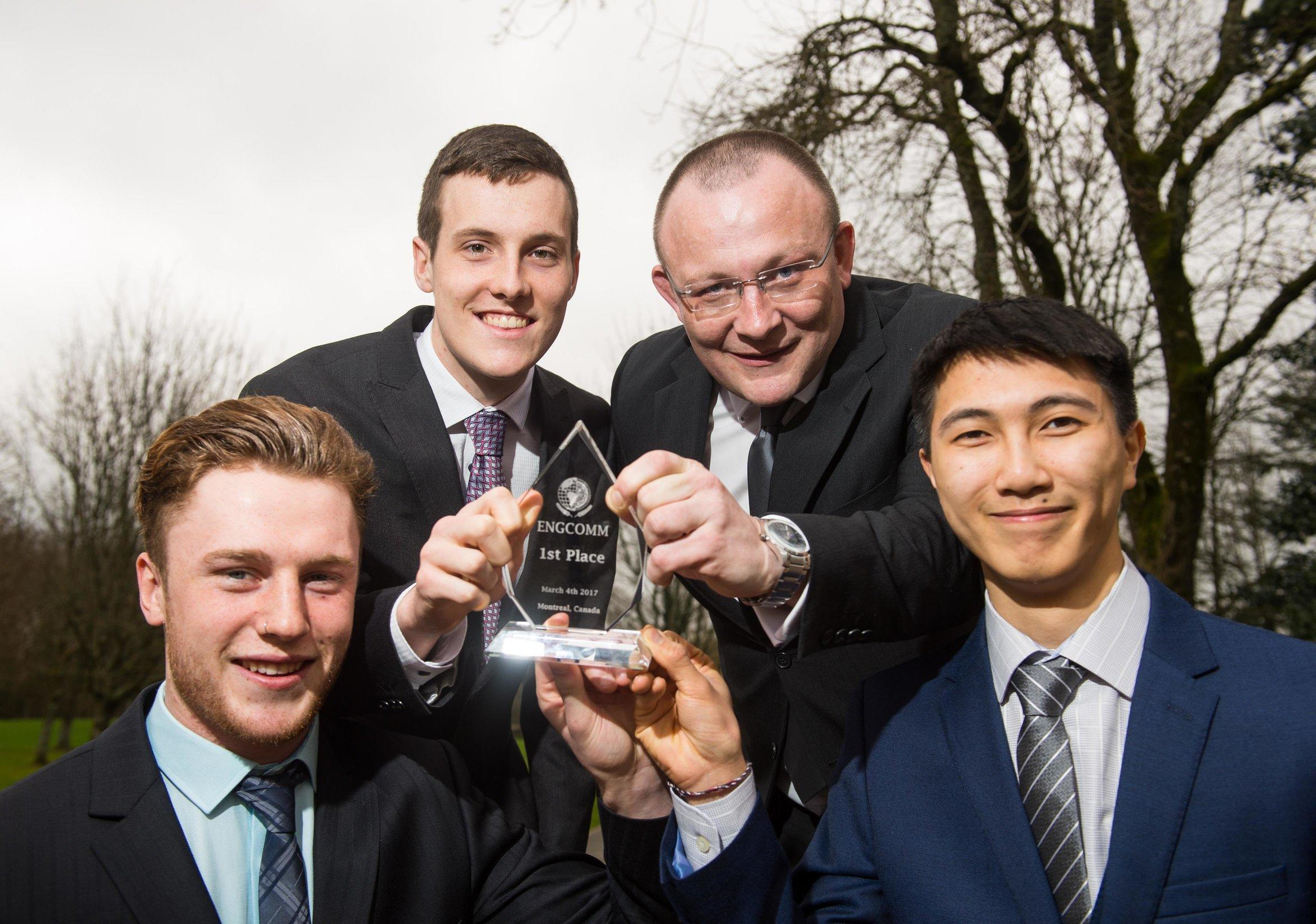 International Engineering Commerce Case Competition