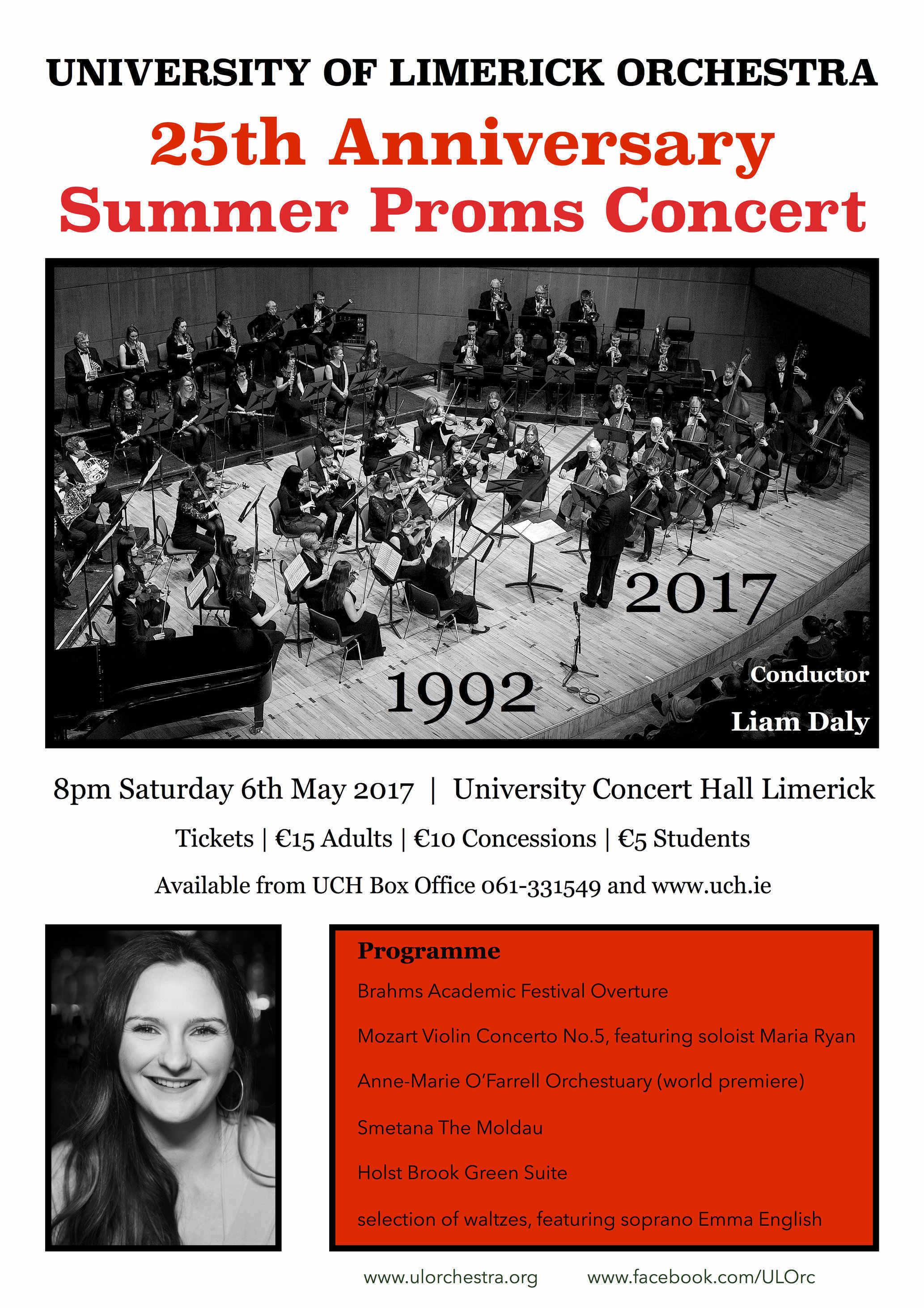 Summer Proms Concert