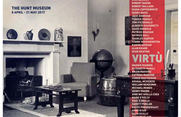 Virtu An Exhibition By Limerick School Of Art And Design The Hunt Museum