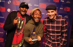 Rusangano Family Win RTE Choice Music Prize