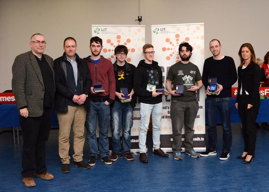 LIT Thurles Students Scoop Five Awards