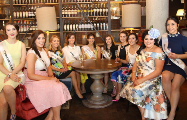 Limerick Rose 2017 Whistle Stop Tour