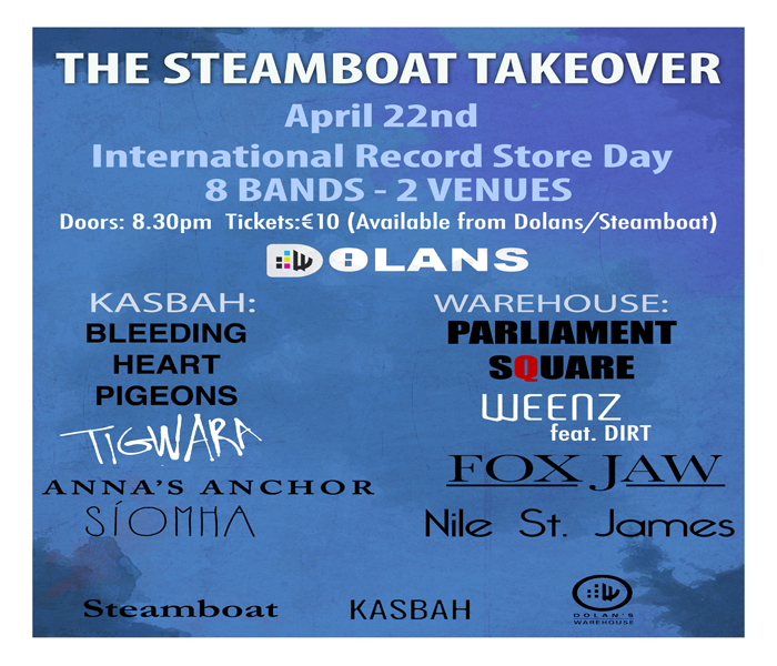 Steamboat Takeover