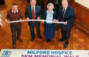 Second Milford Hospice Memorial Walk