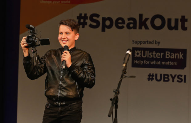Young Social Innovators Speak Out Tour 2017