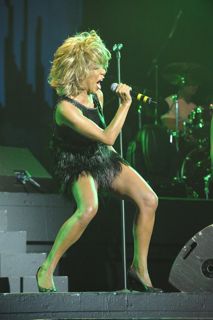 Rebecca O Connor Tina Turner