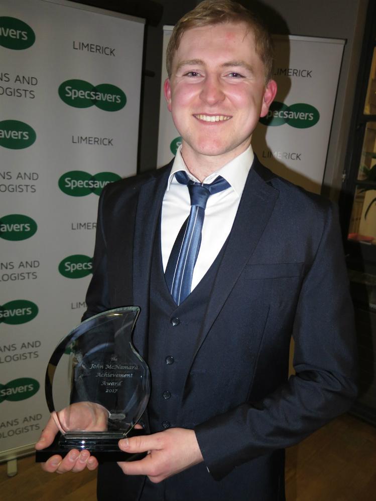 John McNamara Achievement Award