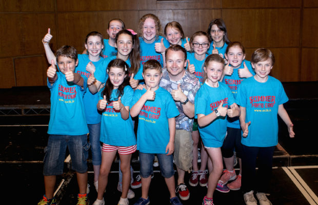 Richie Hayes UCH Musical Theatre Summer Camp 2017