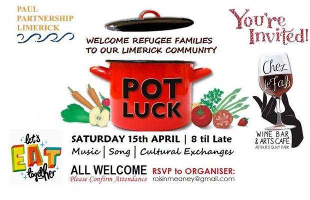 Pot Luck Dinner