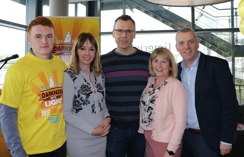 Darkness into Light Limerick 2017