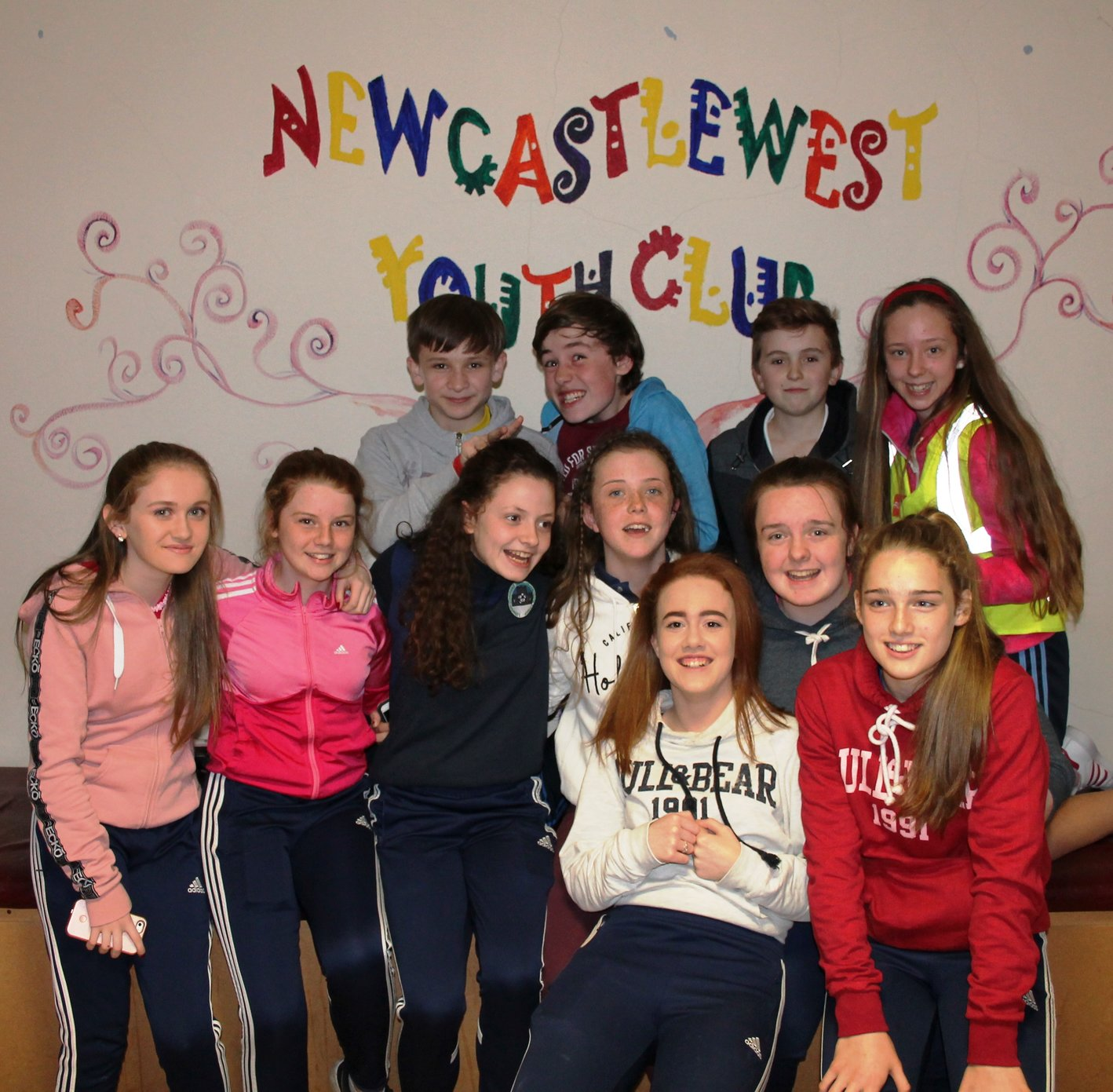 West Limerick Youth Clubs Big Winners