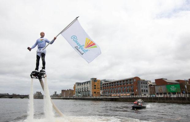 Limerick Riverfest 2017, Failte Ireland festival investment