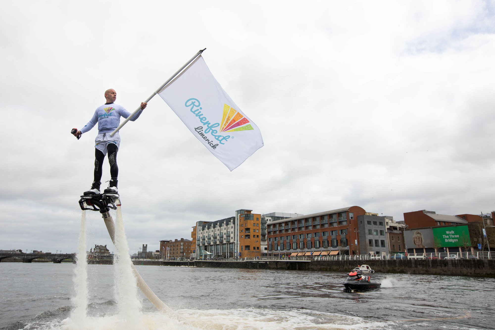 Limerick Riverfest 2017, Failte Ireland festival investment