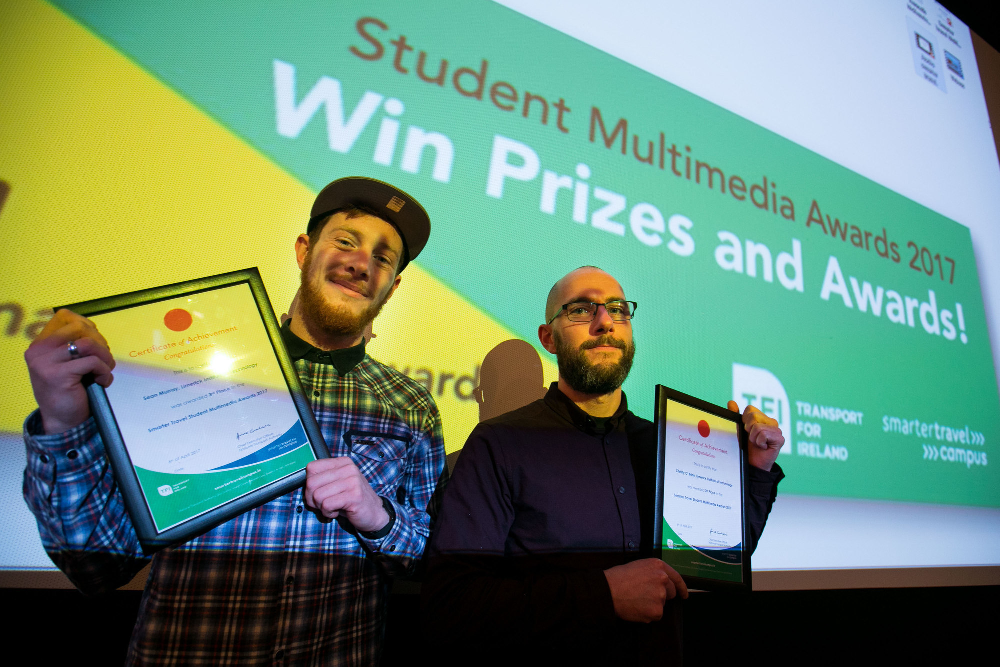 Smarter Travel Student Multimedia Awards 2017