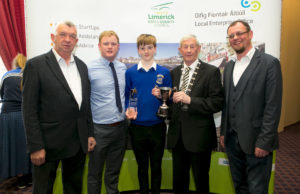Limerick Student Entrepreneurs of the Year 2017
