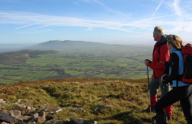 Ballyhoura International Walking Festival 2017