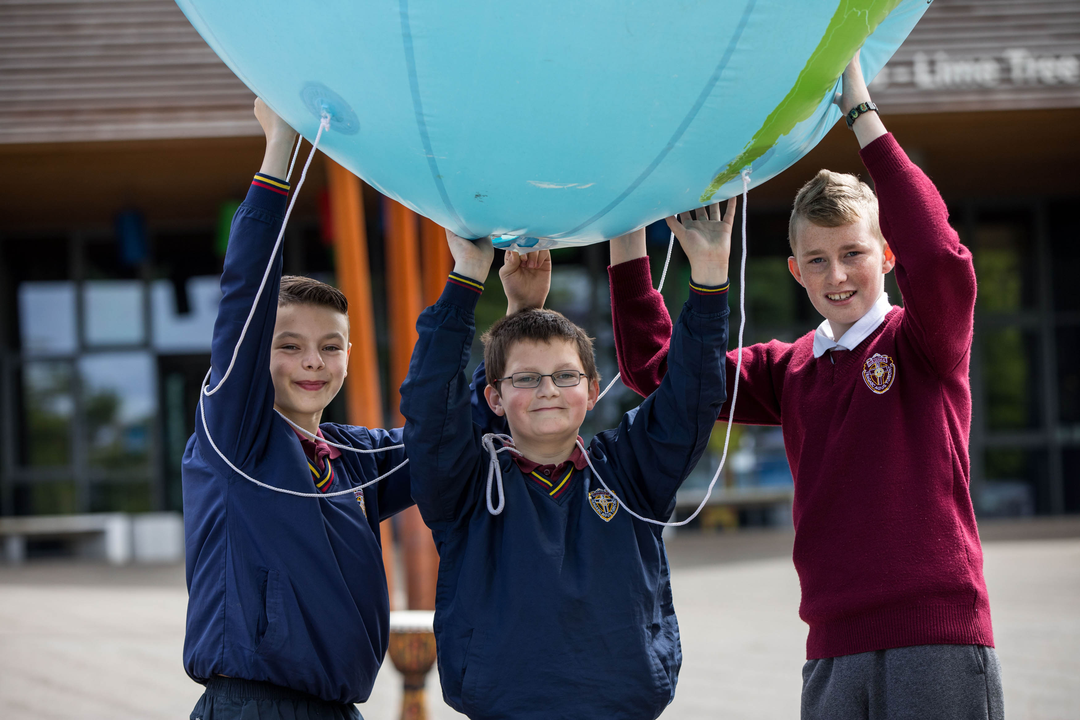 Our World Irish Aid Awards 2017