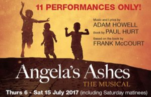 Angelas Ashes The Musical full cast
