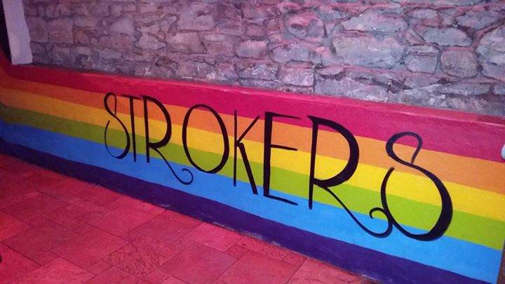 strokers karaoke night