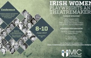 Irish Women Playwrights