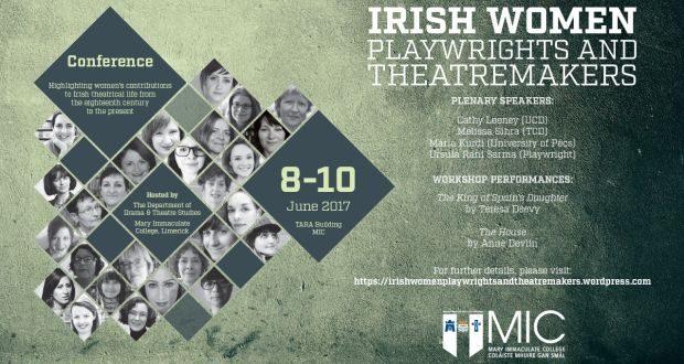 Irish Women Playwrights