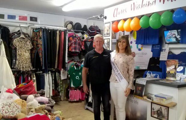 Clares Wish Foundation Ambassador