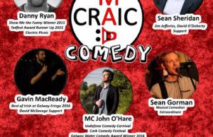 Mad Craic Comedy