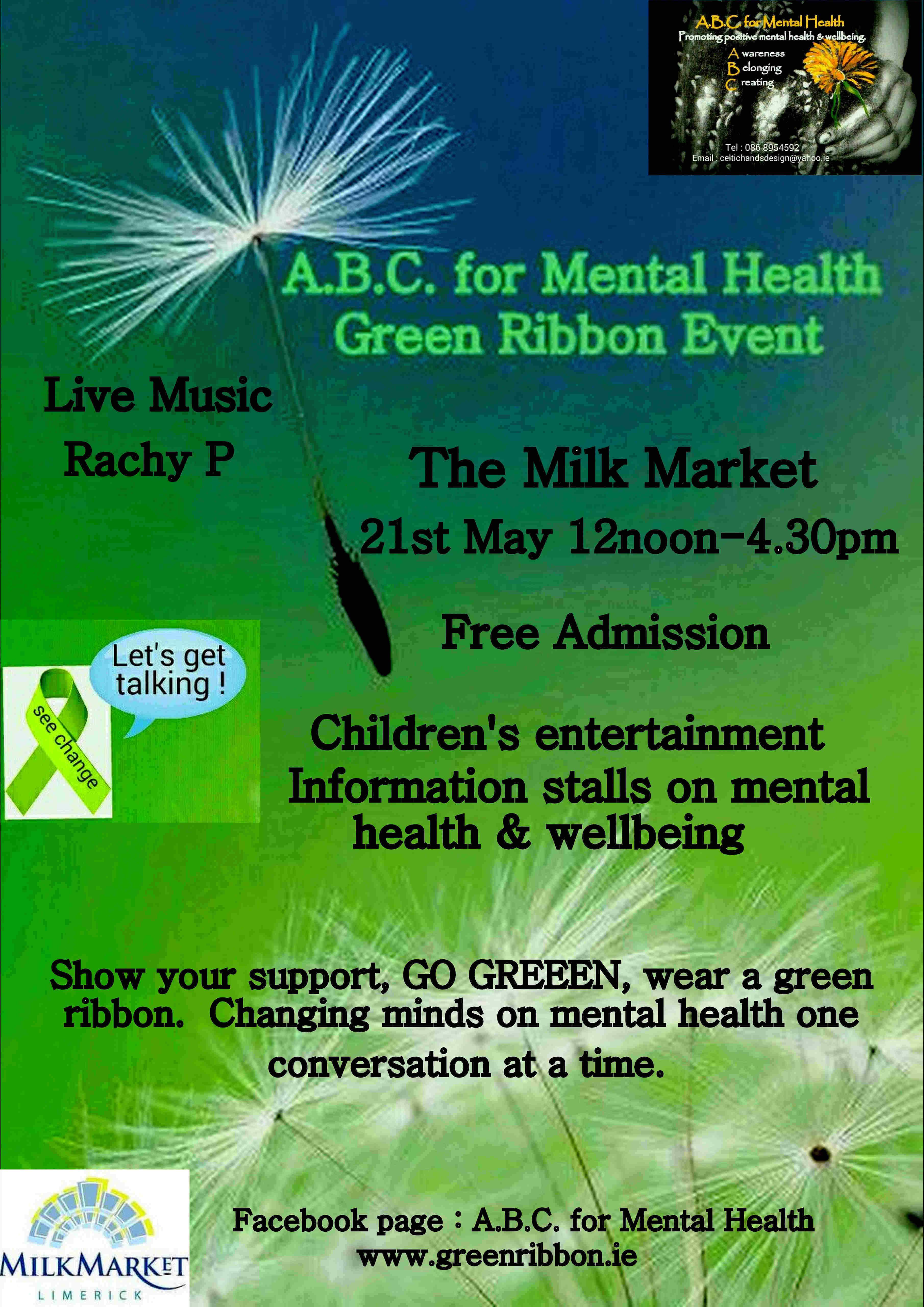 Green Ribbon Family Day