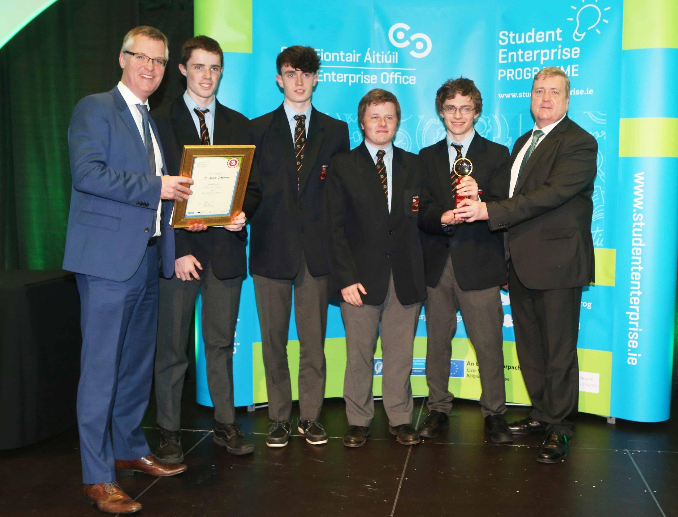 student enterprise awards 2017