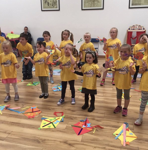 Gemstars Summer Camp 2017