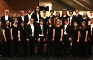 Amherst College Concert Choir