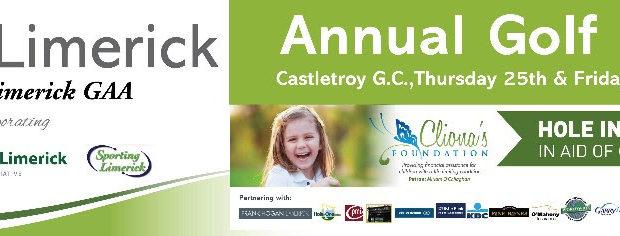 Limerick GAA Golf Classic 2017