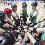 Limerick Roller Derby triple header