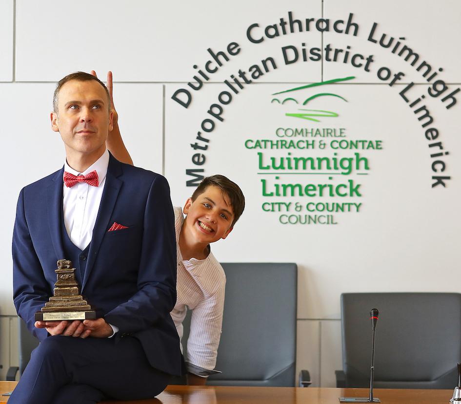 Richard Lynch Honoured
