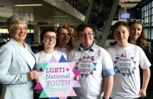 Limerick LGBT Pride 2017 Grand Marshals
