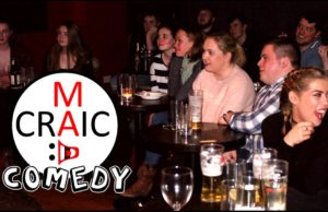 Mad Craic Comedy: Limerick