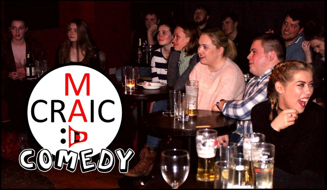 Mad Craic Comedy: Limerick