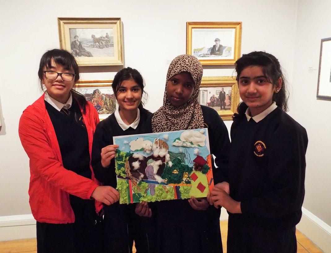 Hunt Museum Summer Exhibition School Programme