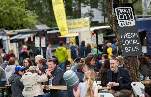 European Food Truck Festival Limerick