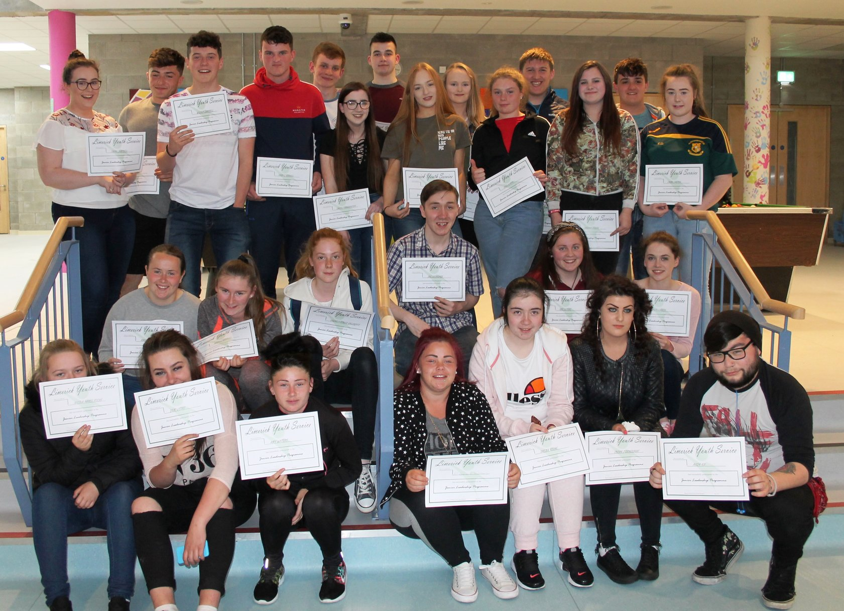Junior Leadership Programme